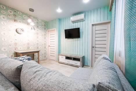 Сдается 3-комнатная квартира посуточно в Адлере, Большой Сочи, улица Станиславского, 1а.