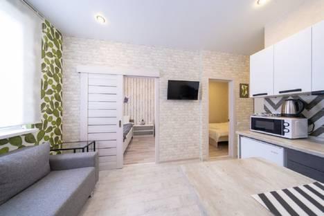 Сдается 3-комнатная квартира посуточно в Адлере, Тростниковая улица, 35.