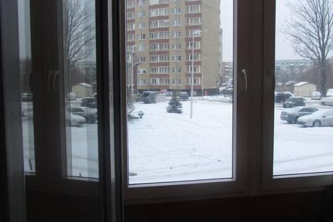 Сдается 1-комнатная квартира посуточно, улица Артиллерийская, 65.
