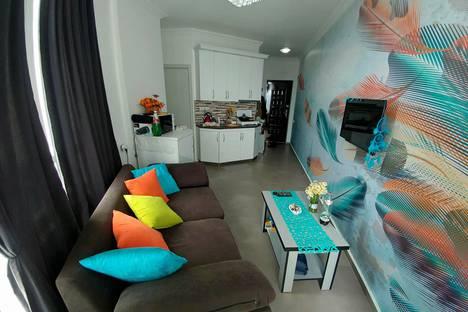Сдается 2-комнатная квартира посуточно в Батуми, Ул.Горгиладзе.