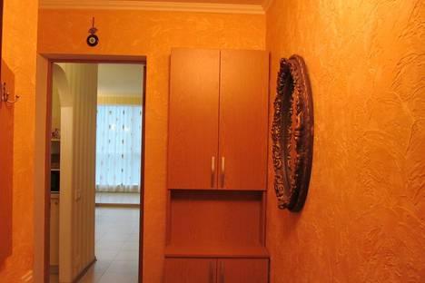Сдается 1-комнатная квартира посуточно в Алуште, Республика Крым,Перекопская улица, 4В.