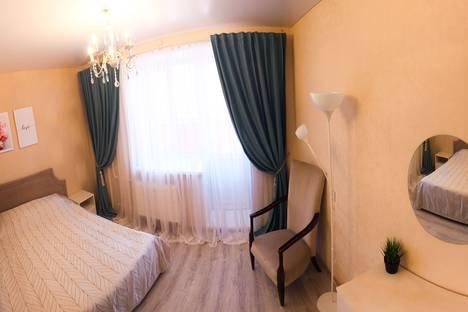 Сдается 1-комнатная квартира посуточно в Череповце, проспект Октябрьский, 78.