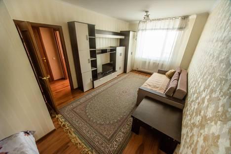 Сдается 1-комнатная квартира посуточно в Нур-Султане (Астане), проспект Туран, 55.