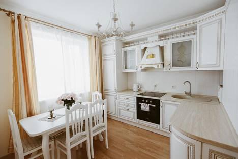 Сдается 2-комнатная квартира посуточно в Нур-Султане (Астане), Е-16 дом 4.