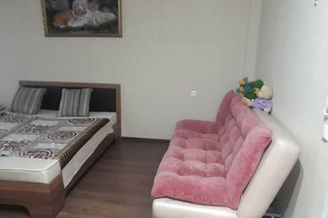 Сдается 1-комнатная квартира посуточно в Ставрополе, улица Октябрьская, 202.