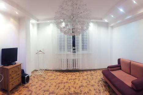 Сдается 2-комнатная квартира посуточно в Астане, улица Сыганак, 10.