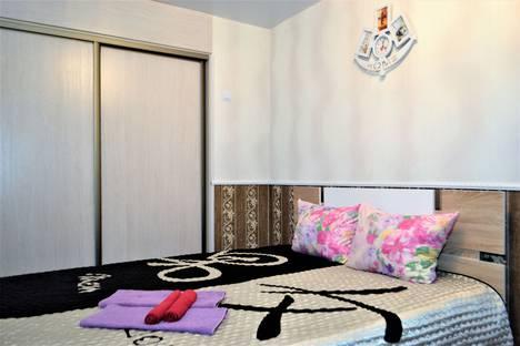 Сдается 2-комнатная квартира посуточно в Мурманске, улица Воровского, 4/22.