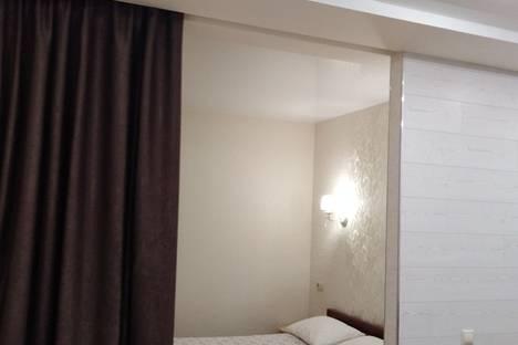 Сдается 2-комнатная квартира посуточно в Омске, улица Туполева, 4 корпус 1.