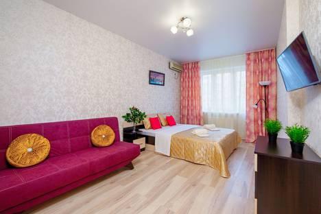 Сдается 1-комнатная квартира посуточно в Краснодаре, улица Героя Сарабеева, 5к4.
