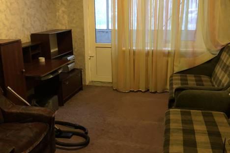 Сдается 3-комнатная квартира посуточно в Симферополе, улица Лермонтова, 11.