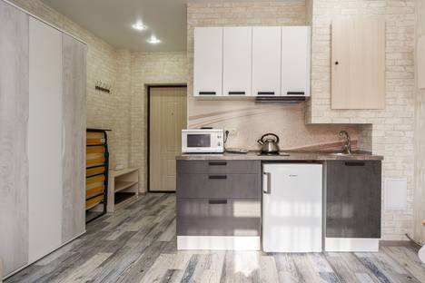 Сдается 1-комнатная квартира посуточно в Адлере, Верхне-Имеретинская Бухта, улица Кувшинок, 8.