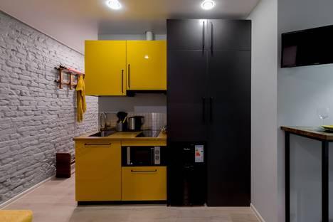 Сдается 1-комнатная квартира посуточно, переулок Пирогова, 6.