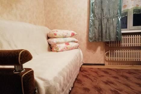 Сдается 1-комнатная квартира посуточно, Сибирская 4.