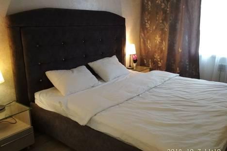 Сдается 2-комнатная квартира посуточно в Уфе, улица Российская, 43.