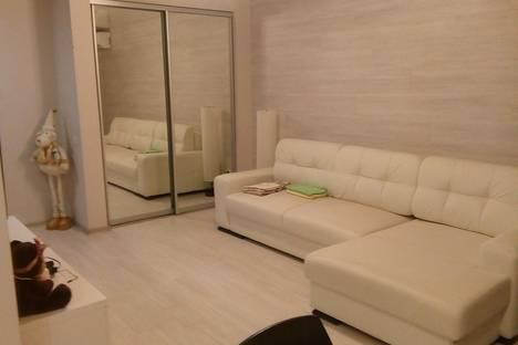 Сдается 1-комнатная квартира посуточно в Волгограде, проспект имени В.И. Ленина, 58.