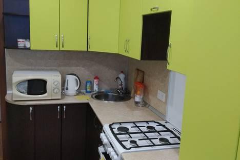 Сдается 2-комнатная квартира посуточно в Ульяновске, Камышинская улица, 89а.