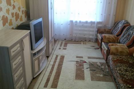 Сдается 1-комнатная квартира посуточно в Альметьевске, улица Аминова, 9.