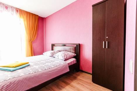 Сдается 2-комнатная квартира посуточно в Барнауле, Партизанская улица, 149.