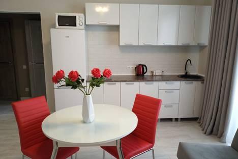 Сдается 1-комнатная квартира посуточно в Магнитогорске, Вознесенская улица, 7.