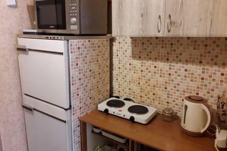 Сдается 1-комнатная квартира посуточно в Новосибирске, улица Объединения, 52.