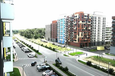 Сдается 1-комнатная квартира посуточно в Отрадном, Лесная улица, 16.