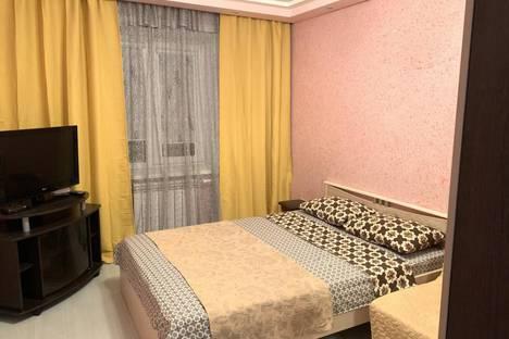 Сдается 2-комнатная квартира посуточно в Мирном, Советская улица, 13.