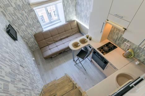 Сдается 1-комнатная квартира посуточно в Санкт-Петербурге, Гончарная улица, 24.