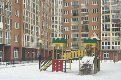 Сдается 1-комнатная квартира посуточно в Калининграде, улица Юрия Гагарина, 7.