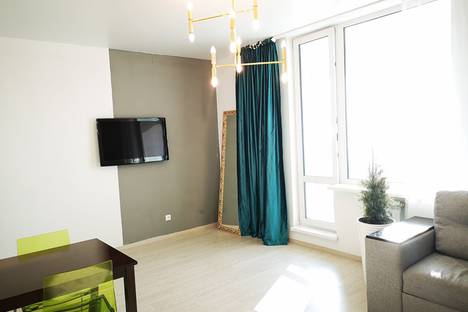 Сдается 1-комнатная квартира посуточно, Некрасовский переулок, 24.