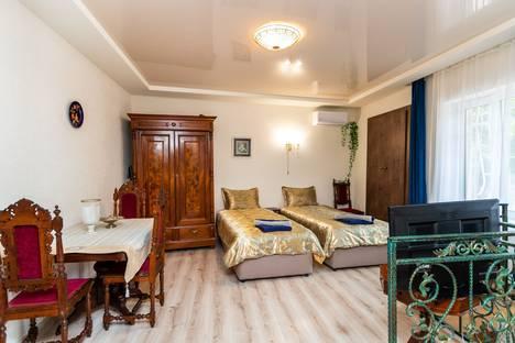 Сдается 3-комнатная квартира посуточно в Тбилиси, улица Барнови, 18.