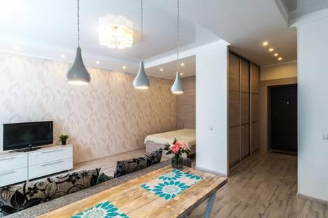 Сдается 1-комнатная квартира посуточно, улица Красный Путь, 105к4.