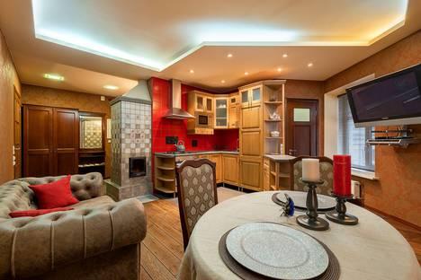 Сдается 2-комнатная квартира посуточно в Санкт-Петербурге, Тучков переулок, 11/5.