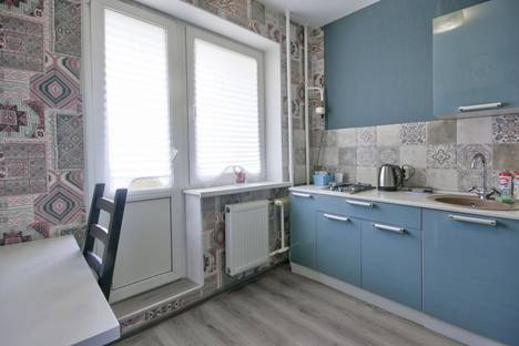 Сдается 1-комнатная квартира посуточно, Большая Санкт-Петербургская улица, 108 корп.5.
