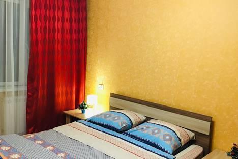 Сдается 1-комнатная квартира посуточно в Ростове, Спартаковская улица, 156.
