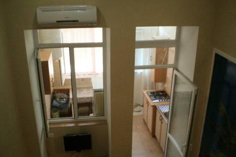 Сдается 1-комнатная квартира посуточно в Евпатории, Дувановская улица, 3.