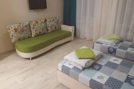 Сдается 1-комнатная квартира посуточно в Златоусте, проспект имени Ю. А. Гагарина 3-й микрорайон, 34а.
