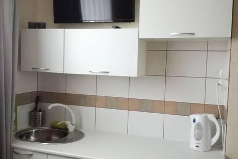 Сдается 1-комнатная квартира посуточно в Берёзовском, Восточная улица, 9.
