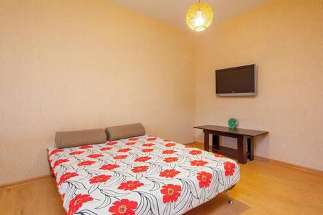 Сдается 2-комнатная квартира посуточно в Краснодаре, улица Жлобы, 141.