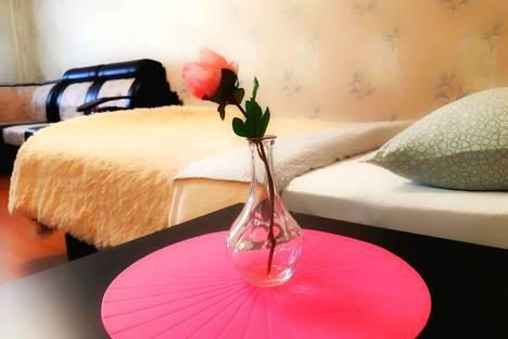 Сдается 1-комнатная квартира посуточно в Саранске, Волгоградская улица, 60/1.