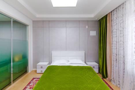 Сдается 1-комнатная квартира посуточно в Нур-Султане (Астане), Астана.