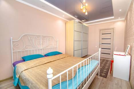 Сдается 2-комнатная квартира посуточно в Нур-Султане (Астане), Астана.