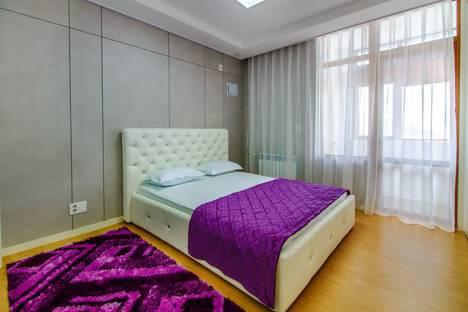 Сдается 1-комнатная квартира посуточно, Астана.