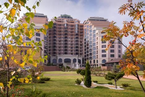 Сдается 2-комнатная квартира посуточно в Кисловодске, ул.Шаумяна 31/33.