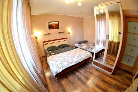 Сдается 1-комнатная квартира посуточно в Кемерове, улица Свободы, 11А.