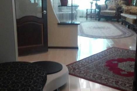 Сдается 3-комнатная квартира посуточно в Актобе, проспект Абулхаир хана, 112.