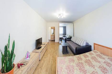 Сдается 1-комнатная квартира посуточно в Новосибирске, улица Дуси Ковальчук, 250.