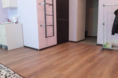 Сдается 1-комнатная квартира посуточно, улица Крюкова, 4.