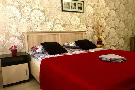 Сдается 1-комнатная квартира посуточно в Краснодаре, ЖК «Московский», улица Котлярова дом 7.