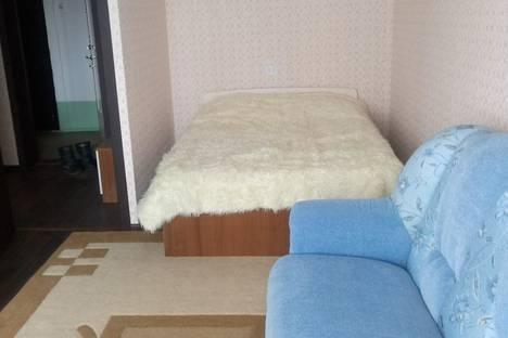 Сдается 1-комнатная квартира посуточно в Челябинске, Комсомольский проспект, 32.