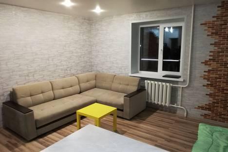 Сдается 1-комнатная квартира посуточно в Борисове, улица Чапаева, 8.